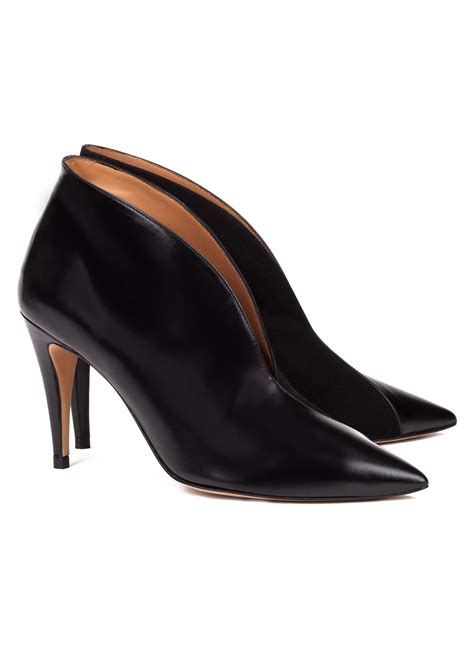 black leather high heel shoes black leather high heel ankle boots shoe store