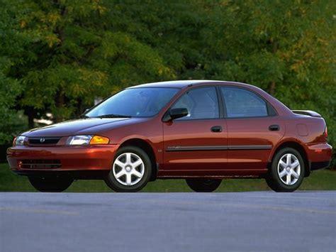 how to work on cars 1999 mazda protege regenerative braking 1999 mazda protege information