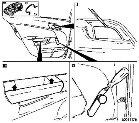 how to pull off inner panel rear door 1991 buick riviera vauxhall workshop manuals gt corsa vauxhall workshop manuals gt astra h gt c body equipment gt seats upholstery inner trim panels