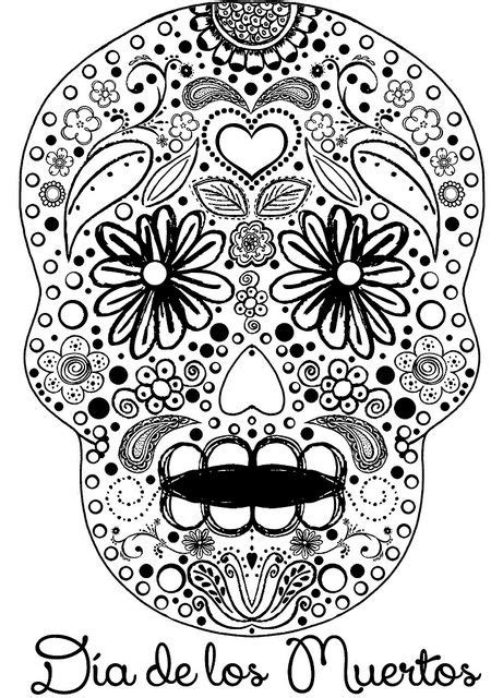 day of the dead sugar skulls coloring pages sexy sugar skull coloring pages free recent photos the
