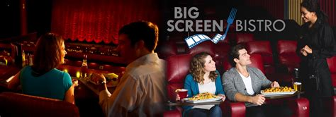 Movie Tickets Com Gift Card - big screen bistro in theater dining at marcus theatres