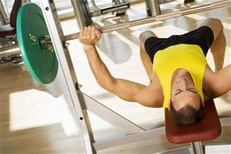 bench press plateau exercises to do to break the bench press plateau chron com