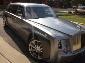 Royal Rolls Royce The Royal Rolls Royce Phantom Ballantyne Limousine