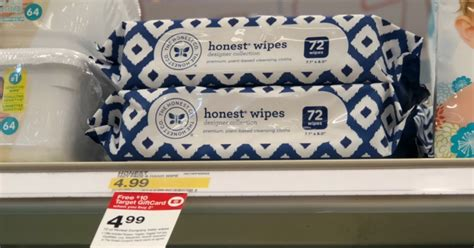 Target Gift Card Customer Service - two free the honest company wipes after target gift card hip2save