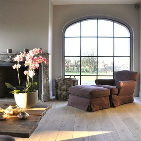 Living Room Arch by Arched Window Living Room