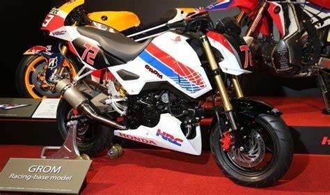 Honda Motorrad Grom by New Honda Grom Msx125sf Race Bike Built By Hrc Osaka
