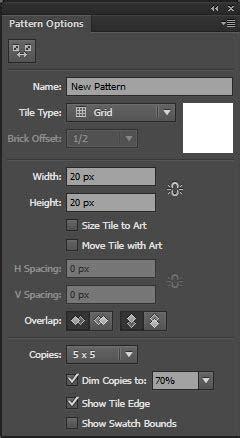 pattern maker adalah cara membuat pattern bunga pada adobe illustrator
