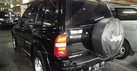 Kas Kopling Mobil Suzuki Escudo mobil bekas berkualitas harga dibawah 100 juta imedz