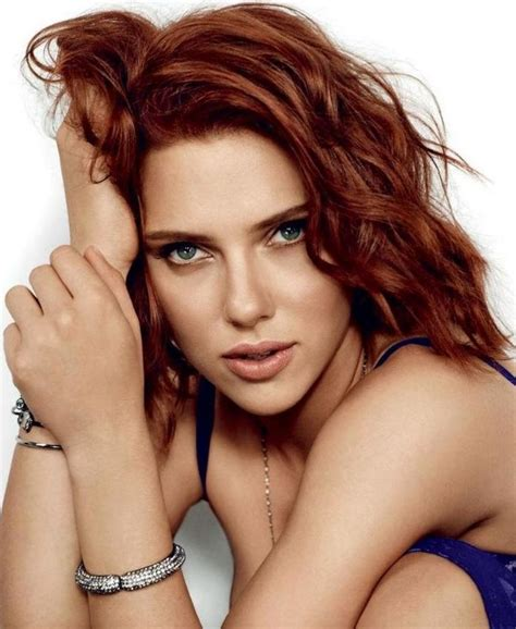 Johansson Tops Playboys Sexiest List by Johansson Was Named The Sexiest By