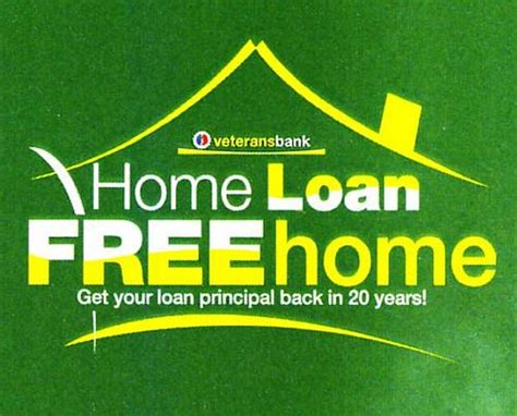Philippine Veterans Bank S Home Loan Free Home Promo Can You Really Get Your House