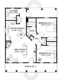 Small Bedroom Floor Plans by Small 2 Bedroom Home Plans Submited Images Pic2fly