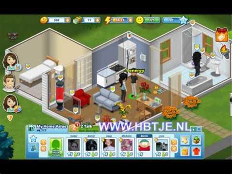 can you build your own home the ville gameplay youtube