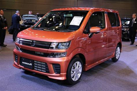 Suzuki Wagon R Price 2017 Suzuki Wagonr And Wagonr Stingray Prices Features