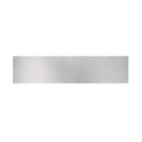 Kick Plates For Interior Doors Buy The Hardware House 520007 Kick Plate 6 X 30 Inch At Hardware World