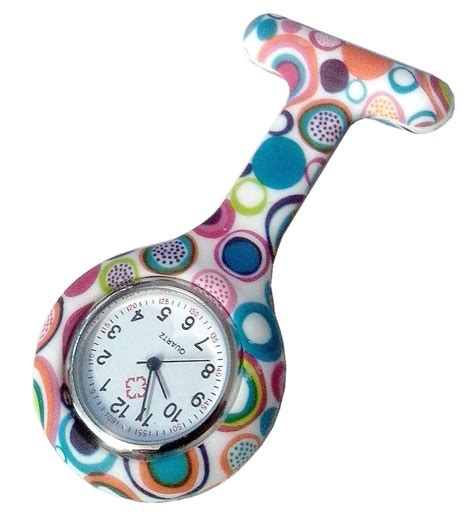montre silicone pour infirmiere