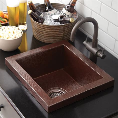 what is a bar sink manhattan kitchen bar prep sink trails