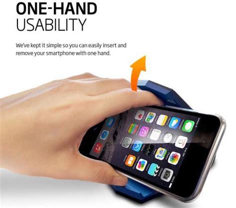 Termurah Lipin R Kantung Pillar Mobil Bh 933 universal stealth cradle holder smartphone mobil blue black jakartanotebook