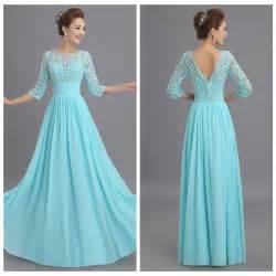 milan to wholesale 2015 new elegant lace aqua blue 3 4