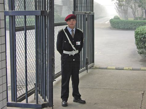 how to a guard security guard