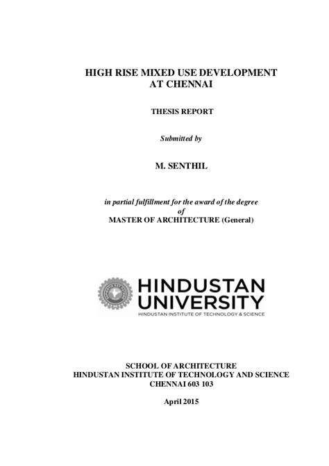masters degree dissertation thesis master degree