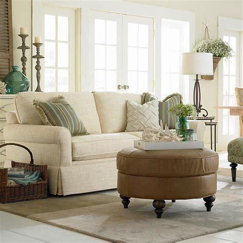 bassett custom sofa bassett 8000 62f custom upholstery loft sofa discount