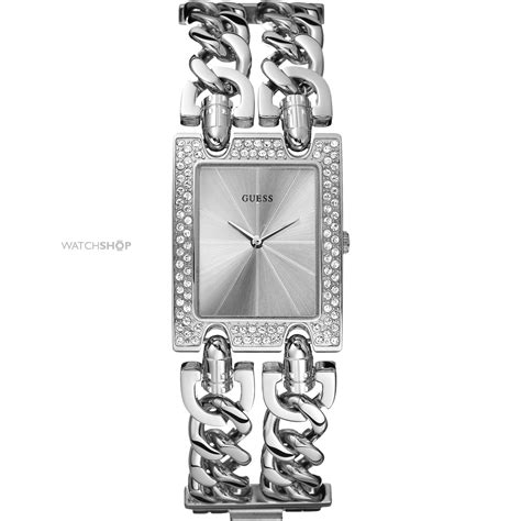 Guess W0313l1 Mod Heavy Metal Stainless Steel guess mod heavy metal w95088l1
