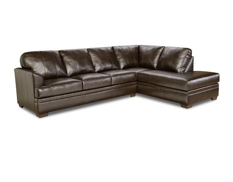 simmons 2 piece sectional simmons upholstery midtown sectional piece 1 of 2 home