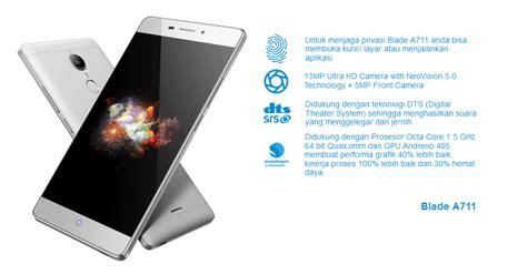 Handphone Zte A711 spesifikasi dan harga zte blade a711 terbaru dengan kamera 13mp