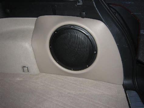 Speaker Subwoofer Legacy c a s gt subaru gt subaru 05 09 legacy gt wagon 1x10 sub box subwoofer enclosure