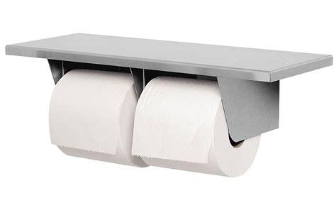 dual roll toilet tissue dispenser dual roll toilet tissue dispenser w shelf unoclean