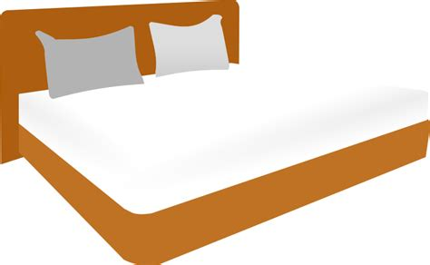 clip art bed free to use public domain bed clip art