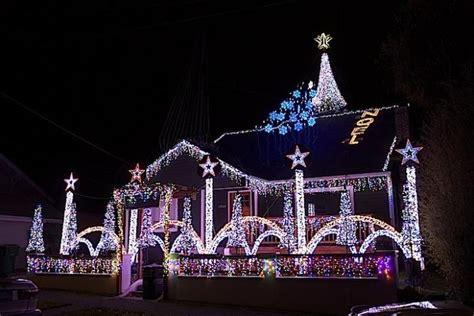 Christmas Light Displays West Seattle Lights Pinterest Seattle Light Displays