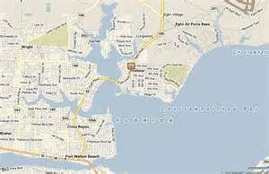 map of shalimar florida state attorney 1st circuit