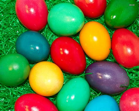 colorful easter wallpaper colorful easter eggs wallpaper holiday wallpapers 1346