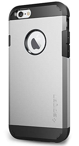 Spigen Iphone 6 Iphone 6s Tough Armor Silver Original 1 free shipping spigen tough armor iphone 6 with heavy duty protection and air