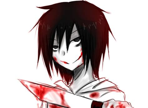 Anime Jeff The Killer by Jeff The Killer I You Creepypasta O O
