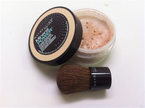 Their Mineral Makeup by Mineral Makeup Review Maybelline Mineral Powder Powder