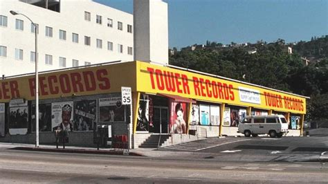 Calif Records Los Angeles Author Pushes To Preserve Tower Records As Cultural Resource Nbc