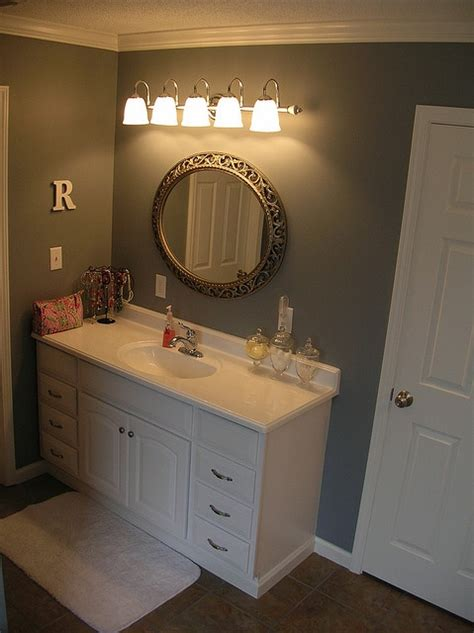Williams Kitchen And Bath 29th by Steely Gray By Sherwin Williams Le Bain