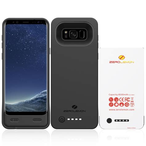 Samsung S8 Plus S8 Plus galaxy s8 plus battery 8500mah shipping to canada only