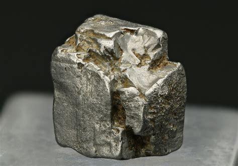 Aus Platin by Mineralienatlas Lexikon Platin
