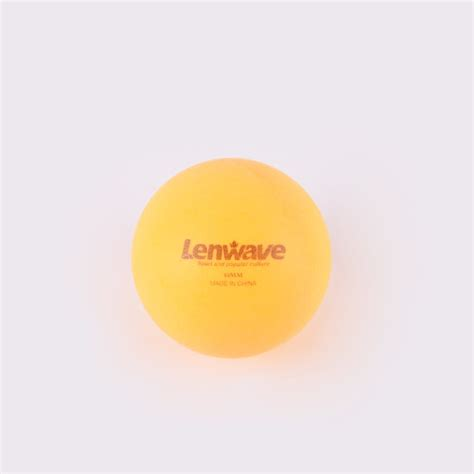 cheap ping pong best cheap lenwave color ping pong ball 40mm table tennis