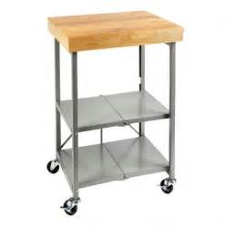 gray folding kitchen cart with butcher block christmas origami folding kitchen island cart rolling wood butcher