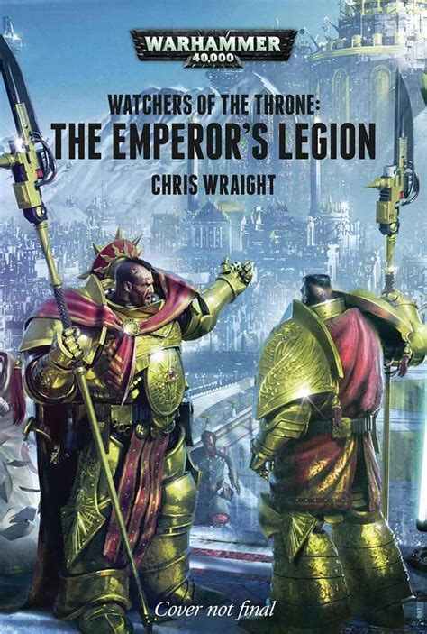 new custodes series incoming quot watchers of the throne