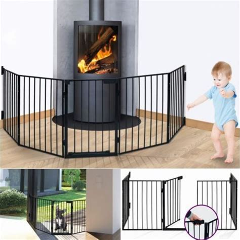 Barriere Securite Cheminee by Barri 232 Re De S 233 Curit 233 Pare Feu Chemin 233 E Et Grille De