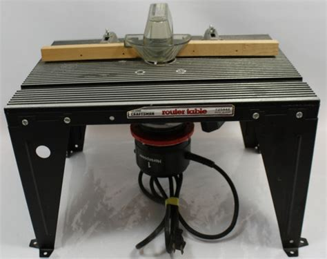 Sears Router Table by Craftsman 925444 Router Table 315 174451 Ebay