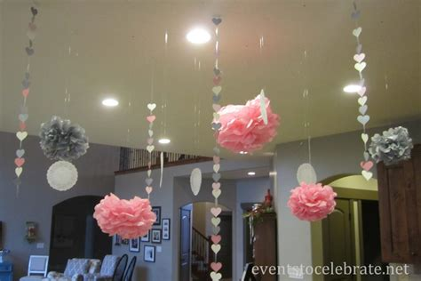 pink bridal shower decor ideas 2 decor archives events to celebrate