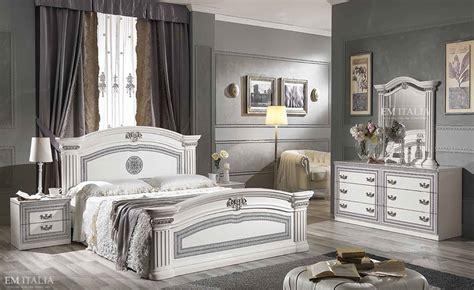 italian white bedroom furniture alex classic italian bedroom furniture set white