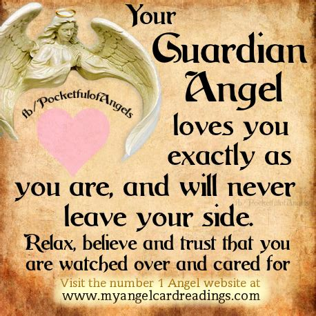 Guardian Messages 61 Beautiful Quotes And Sayings