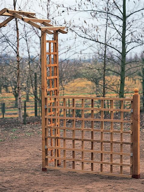 diy arbor trellis how to create a rose trellis arch how tos diy